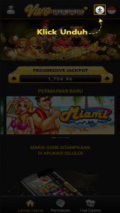download vivoslot ios